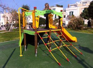 Palestrina Baghera per parco giochi